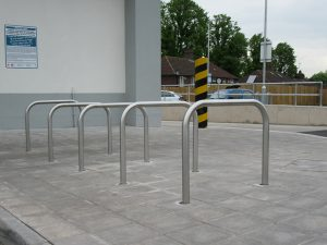Case study, New Lidl stores by Bollard Street, UK Street Furniture Specialists