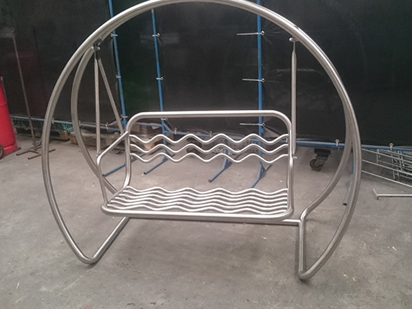 Bespoke street furniture by Bollard Street, UK Street Furniture Specialists